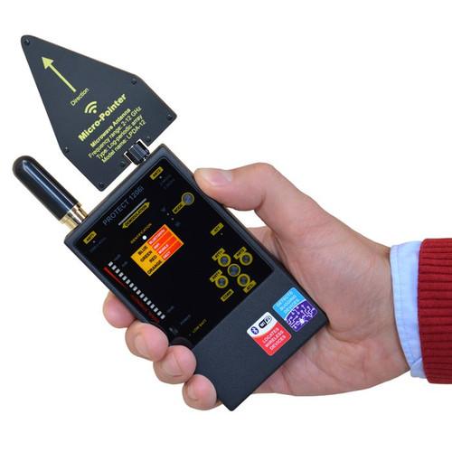 Professional Digital RF Detector 50MHz-12GHz (GSM, Bluetooth, Wi-Fi & RF)