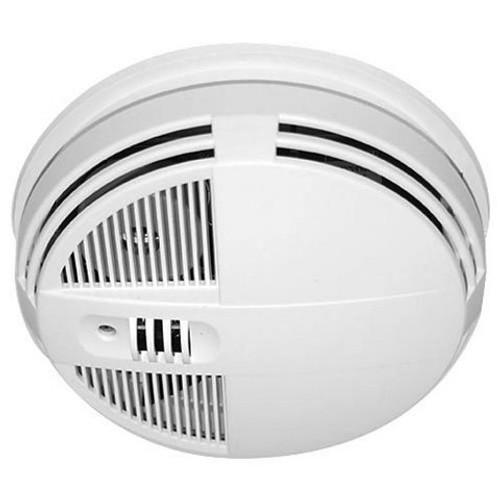 Smoke Detector Hidden 4K Camera w/ DVR & Night Vision (90-Day Standby Battery)