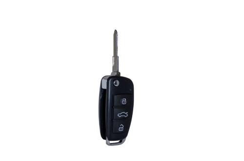 Keychain Car Remote Hidden Camera w/ Night Vision