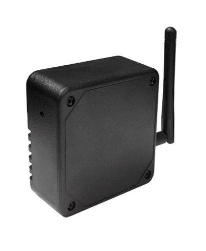 Black Box Flat Hidden Camera w/ DVR & WiFi Remote View