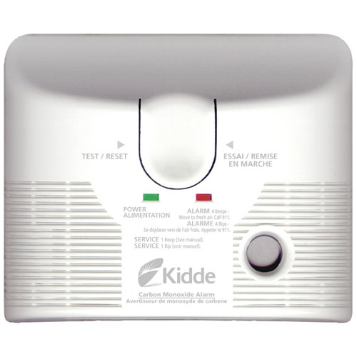 Kidde Co2 Detector Hidden Camera w/ DVR & WiFi Remote View