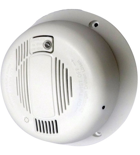 Smoke Detector Hidden Camera Vertical W Wifi Internet Remote