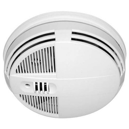 Smoke Detector Hidden 4K Camera w/ Night Vision & DVR
