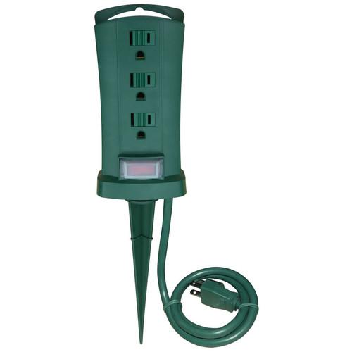 Outdoor Power Outlet Receptacle Hidden Camera