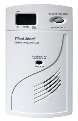 Carbon Monoxide Hidden Camera w/ 4G Cellular Remote Viewing