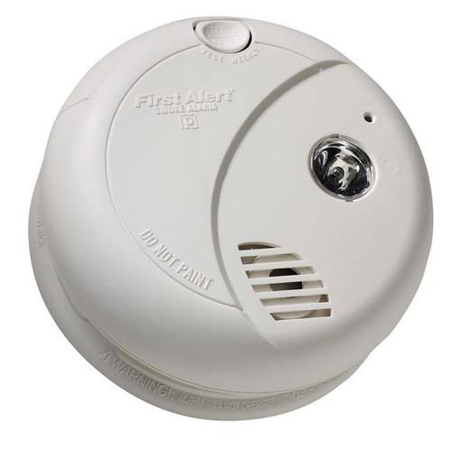 Smoke Detector Hidden Camera w/ 4G Cellular Remote Viewing