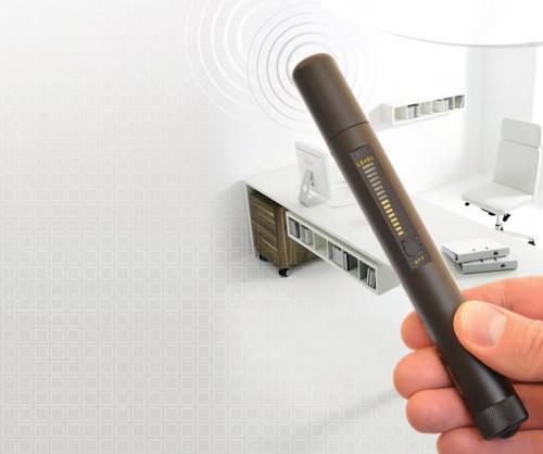 Spy Matrix® Mini Wireless 50MHz-8GHz RF Signal Detector Wand