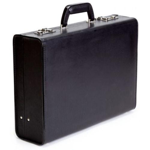 Portable Briefcase Dual Hidden Camera w/DVR & 12 Hour Battery