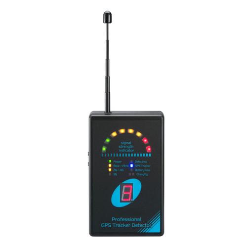 Spy-MAX ® Law-Grade ProMax GPS Tracker Detector