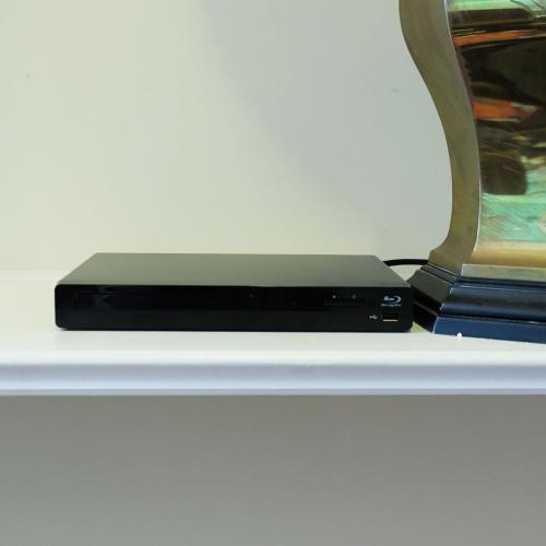 Blu-Ray DVD Player 1080P Hidden Camera w/ DVR