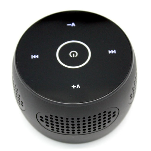 Lawmate Bluetooth Speaker Hidden Camera w/DVR & Wi-Fi Remote Viewing + Battery