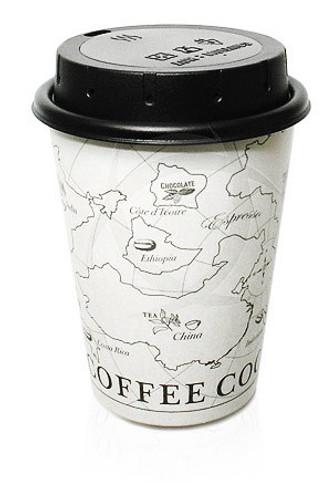 Coffee Cup Lid Hidden Camera  w/DVR &  Local Wi-Fi Remote Viewing