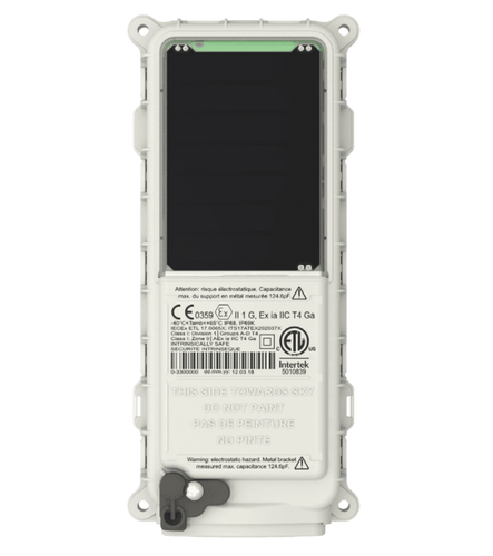 Spy Matrix® Solar Powered Extreme Satellite GPS Tracker
