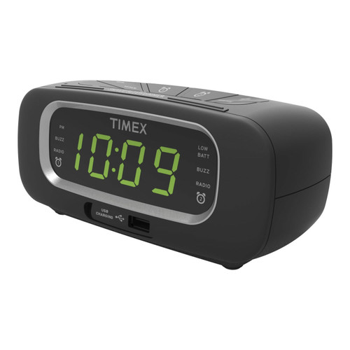 Dual Camera Alarm Clock 4K Hidden Camera w/ DVR & WiFi Remote View