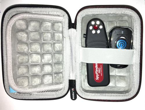 Travelers Detection Kit: SpyFinder Pro Camera Detector & Credit Card Skimmer Detector