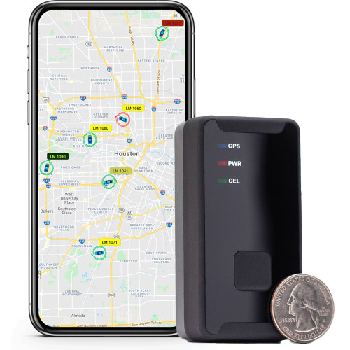 Spy Hawk® Mini Real-Time GPS Tracker