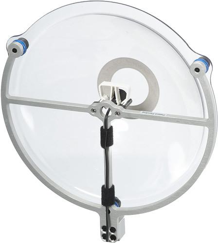 Sound Shark 50 Foot Long Range Parabolic Dish For Lavalier Mics