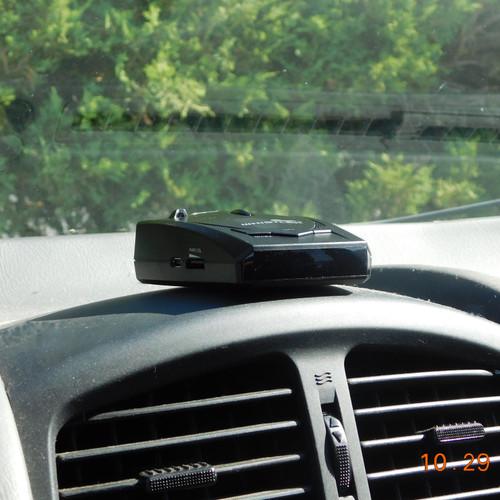 Radar Detector 1080p Hidden Camera w/ DVR & 20 Hour Battery