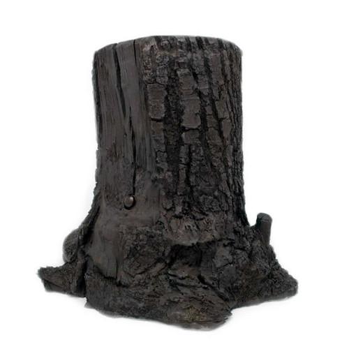 Tree Stump Hidden Camera w/ DVR, Wifi Remote View + 90-Day Battery