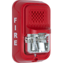 Fire Alarm Strobe Light 4K Hidden Camera w/ Battery + Wi-Fi Remote Viewing