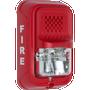 Fire Alarm Strobe Light 4K Hidden Camera w/ Battery + Wi-Fi Remote Viewing