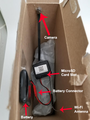 DIY 1080P Hidden Camera Kit w/ WiFi Remote View