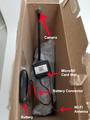 DIY 4k Hidden Camera Kit w/ DVR, Night Vision & WiFi Remote View