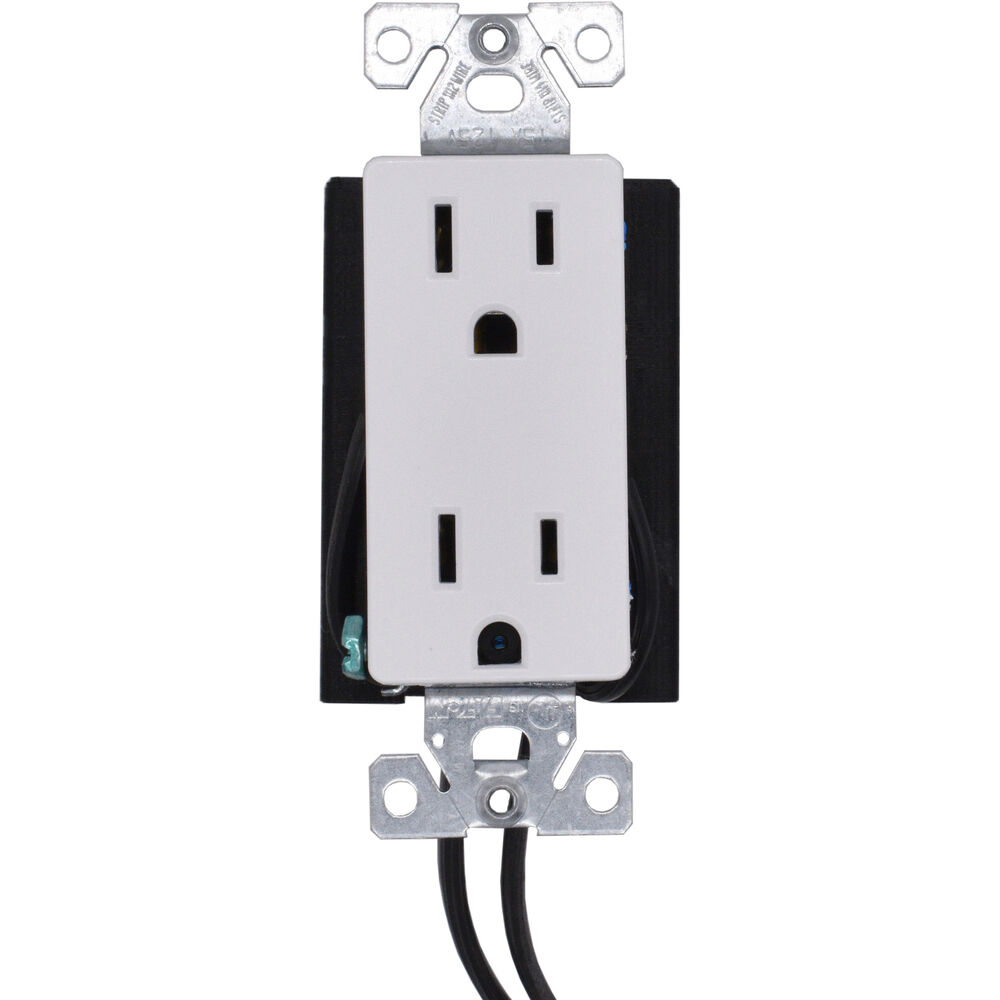 Wall Plug Power Outlet 4K Hidden Camera w/ DVR & WiFi Remote View Fully Functional Receptacle Records and Streams Hidden 4K HD VideoIMPORTANT: This device is meant to be installed into a hole that you will need to cut into your wall and installed professionally by an electrician. While the device gets hardwired into your electrical lines, the top part of this receptacle is fully functional to get electricity from. Hiding within the ordinary looking product is powerful camera with a wide 90º viewing angle. Because it's custom built into it, nothing will give away there is a hidden camera inside as you watch in secret most of your room, edge to edge without missing a thing.  All the video is recorded in mp4 format using h.264 compression into time/date stamped files for easy saving, emailing or playback on your PC or Mac computer.The camera can easily be connected to Wifi so you can monitor it remotely anywhere you can get an internet connection. It has a Point to Point function that allows you to connect locally via the smartphone app even when there is no wifi available. It streams 4K resolution video at up to 30 FPS and record at 720p. Either record continuously or use the motion detection setting. The handy auto-overwrite feature makes it easy to use on a daily basis.Record Weeks Of HD Video Onto A Removable SD Card Get 5 hours of video per 1 gig of memory. Using a removable 128GB SD card, youll get 640 hours of continuous video, or with motion activation mode only, you'll never run out of video memory. Additionally, youll be able to hot-swap SD cards by easily removing a filled up one, and replacing it with a fresh blank card. This way youll quickly be able to bring the footage back to your computer for review without ever missing important video.Wifi Live Remote Viewing On Smart Phone, PC or TabletNo techies needed! Connecting to your live remote view camera has never been more easy. Now you can quickly check in on your camera from anywhere in the world with live wifi viewing.Time/Date Stamp For Quick ID Provides Unquestionab