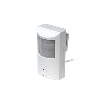 PIR Motion Detector Hidden Camera w/ DVR & WiFi Remote View Stunning Video Streaming Live On PC or Any Smart DeviceAll the video being recorded is in crisp & clear quality color video directly onto your PC computer using the free software in HD Video . This ensures youll be able to make out all the details of activity in the room youre recording. In addition, the camera lens shoots wide Field of View of 90 deg horizontal with a 3.8mm focal length so youll be able to see most of your room, edge to edge without missing a thing.  All the video is recorded in avi format using mpeg compression with time/date stamped files for easy saving, emailing or playback on your PC or Mac computer.Important: MAC COMPUTERS: Live viewing & recording is not Mac computer compatible. Live view works only when using the free app for iPhone or iPad.Record Weeks Of Video Onto A SD Card Or Your ComputerUsing an optional 32GB SD card, or your computer to stream to youll never run out of video memory. The choice is yours. This product streams & records directly to software running on your local PC computer  (sorry, no macs). You also have the option of using this to stream video only to any mobile device. With adjustable frame rate controls, its easy to capture weeks to  months of hidden videos. This, along with motion activated recording will give you virtually unlimited video recording time depending on your hard drive size in your computer. The easy to use software will allow you to view up to 32 different cameras from different locations on a single screen. Time/Date Stamp For Quick ID Provides Unquestionable Proof All of the video and recorded video files have time and date stamped directly onto the video. This provides clear-cut proof of exactly when the event occurred. Easy-To-Use Settings For Up To 32 Remote CamerasNothing complicated here. The hidden camera is ready-to-go out of the box. All you need is to have access to high speed internet via your wireless router. No need to be a ne