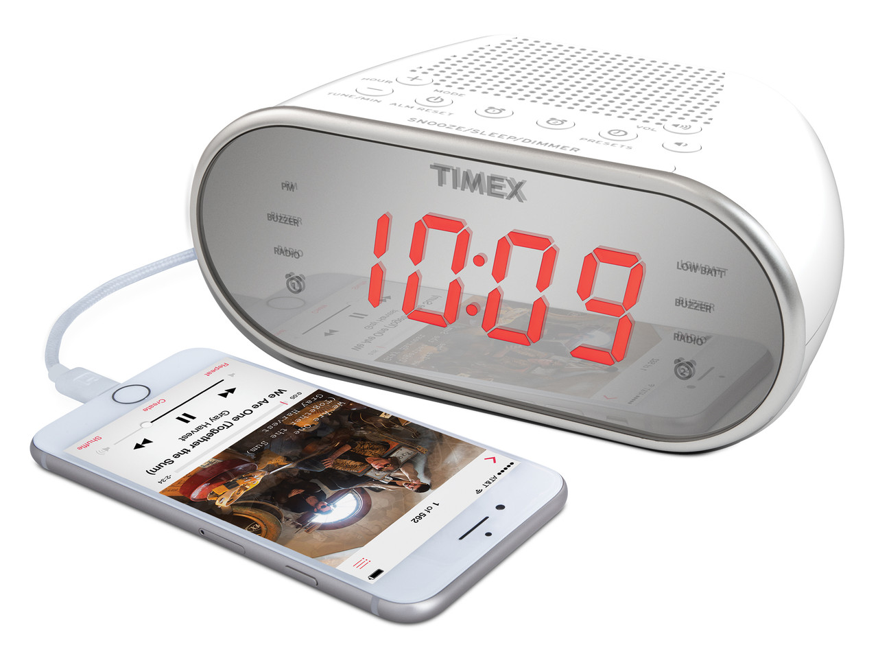 Clock Radio Hidden Camera w/ DVR & WiFi Remote View Stunning HD Video Streaming Live On PC or Any Smart DeviceAll the video being recorded is in crisp & clear quality color video directly onto your PC computer using the free software in HD Video. It does NOT have removable internal memory cards. This ensures youll be able to make out all the details of activity in the room youre recording. In addition, the camera lens shoots wide Field of View of 90 deg horizontal with a 3.8mm focal length so youll be able to see most of your room, edge to edge without missing a thing.  All the video is recorded in avi format using mpeg compression with time/date stamped files for easy saving, emailing or playback on your PC or Mac computer.Important: MAC COMPUTERS: Live viewing & recording is not Mac computer compatible. Live view works only when using the free app for iPhone or iPad.Record Weeks Of Video Onto Your PC or SD CardThe device comes pre-installed with 128 MB of internal memory for capturing weeks of motion activated video. Or. using your computer on local network or remotely, youll never run out of recording memory. This product streams & records directly to software running on your local PC computer  (sorry, no macs). You also have the option of using this to stream video only to any mobile device. With adjustable frame rate controls, its easy to capture weeks to  months of hidden videos. This, along with motion activated recording will give you virtually unlimited video recording time depending on your hard drive size in your computer. The easy to use software will allow you to view up to 32 different cameras from different locations on a single screen. Time/Date Stamp For Quick ID Provides Unquestionable Proof All of the video and recorded video files have time and date stamped directly onto the video. This provides clear-cut proof of exactly when the event occurred. Easy-To-Use Settings For Up To 32 Remote CamerasNothing complicated here. The hidden camera is ready-to-go out of the box. All you need is to have access