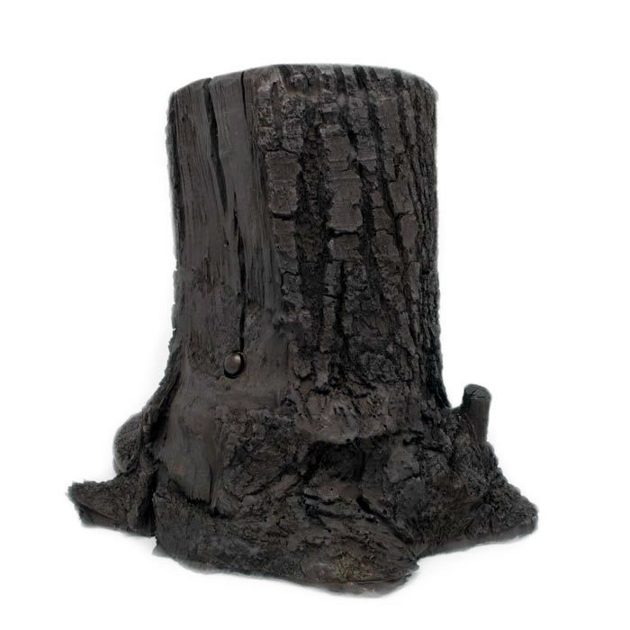 Tree Stump 4K Hidden Camera w/ DVR + 90-Day Standby Battery Stunning 4K HD Video + 120 FPS For Spectacular Image QualityThis is the ultimate video quality you can get for camera that will capture the most pristine detail for a brilliant visual experience. All the video being recorded is in crisp & super clear 4k HD quality color video using the powerful high speed Sony IMX326 sensor. That's a total of 2280x2160 pixels with a 2.2F aperture. This ensures youll be able to make out all the details of activity in the room youre recording with incredibly fluid, smooth motion at up to 120 FPS. You'll be amazed at the detail that can be captured ensuring you'll never miss a moment. In addition, the camera lens shoots at an incredible 120 Field of View. At 120 youll be able to see most of your room, edge to edge without missing a thing.  All the video is recorded in AVI format using h.264 compression into time/date stamped files for easy saving, emailing or playback on your PC or Mac computer. 90-Day Rechargeable Battery Means No Visible WiresWhen you need to either quickly drop-and-go your hidden camera or place it in an area where outlets are not an option, this system comes with a removable and rechargeable battery that gives you up to 90 days of juice on stand-by when you choose the motion activation setting. This means your camera will sit in a dormant state, conserving power until motion is detected, then it will instantly power on to capture everything, without missing a moment. Alternatively, you can get up to 16 hours of battery life on continuous recording mode. The included 10,000 mAh Li-ion battery takes about 9 hours to recharge. Record Weeks Of HD Video Onto A Removable SD Card Using an optional 128GB SD card, youll never run out of video memory. If you choose continuous mode, you'll get up to 43 hours of video. With adjustable frame rate controls of 4k, 2k, 1080p, 720p at optional frame rates of 30/60/120 FPS, its easy to capture weeks to months of hidden videos. The video will be recording in chunks of up to 5 minute
