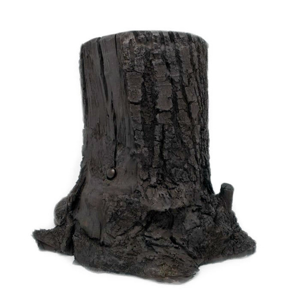 Tree Stump 4K Hidden Camera w/ DVR + 90-Day Standby Battery Stunning 4K HD Video + 120 FPS For Spectacular Image QualityThis is the ultimate video quality you can get for camera that will capture the most pristine detail for a brilliant visual experience. All the video being recorded is in crisp & super clear 4k HD quality color video using the powerful high speed Sony IMX326 sensor. That's a total of 2280x2160 pixels with a 2.2F aperture. This ensures youll be able to make out all the details of activity in the room youre recording with incredibly fluid, smooth motion at up to 120 FPS. You'll be amazed at the detail that can be captured ensuring you'll never miss a moment. In addition, the camera lens shoots at an incredible 120 Field of View. At 120 youll be able to see most of your room, edge to edge without missing a thing.  All the video is recorded in AVI format using h.264 compression into time/date stamped files for easy saving, emailing or playback on your PC or Mac computer. 90-Day Rechargeable Battery Means No Visible WiresWhen you need to either quickly drop-and-go your hidden camera or place it in an area where outlets are not an option, this system comes with a removable and rechargeable battery that gives you up to 90 days of juice on stand-by when you choose the motion activation setting. This means your camera will sit in a dormant state, conserving power until motion is detected, then it will instantly power on to capture everything, without missing a moment. Alternatively, you can get up to 16 hours of battery life on continuous recording mode. The included 10,000 mAh Li-ion battery takes about 9 hours to recharge. Record Weeks Of HD Video Onto A Removable SD Card Using an optional 128GB SD card, youll never run out of video memory. If you choose continuous mode, you'll get up to 43 hours of video. With adjustable frame rate controls of 4k, 2k, 1080p, 720p at optional frame rates of 30/60/120 FPS, its easy to capture weeks to months of hidden vide