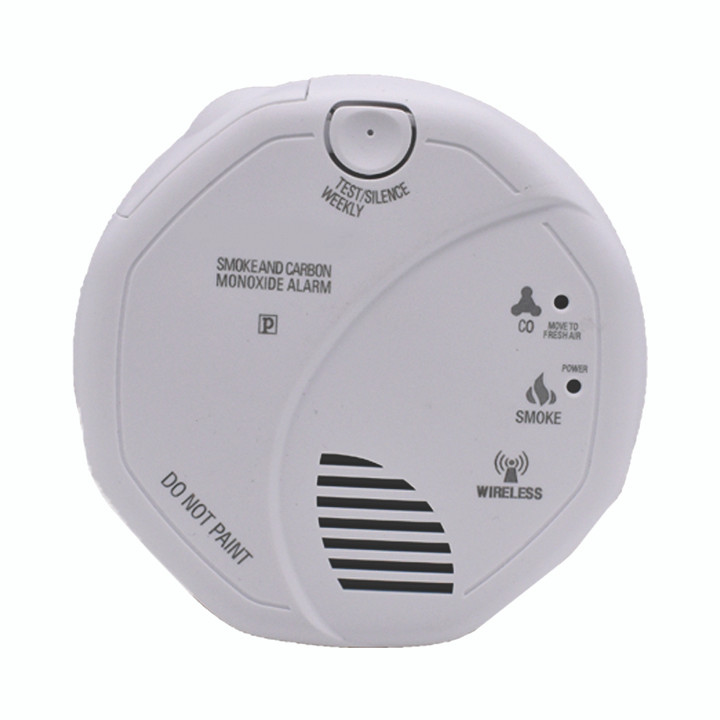 Hardwired Functional Smoke Detector 4K Hidden Camera w/ DVR & WiFi Remote View Real Working Smoke Detector Records and Streams Hidden HD VideoIMPORTANT: This device is meant to be installed into a hole that you will need to cut into your wall and installed professionally by an electrician. While the device gets hardwired into your electrical lines. This smoke detector is a REAL FUNCTIONING SMOKE DETECTOR that provides no original functionality as a smoke detector - AND a high tech video surveillance system only! It is powered by hardwiring it into your existing electrical wiring for a completely covert setup. Professional installation is highly recommended.  Important to note it is ONLY available in a DOWN VIEWING, so you will get an overhead shot of the room, not a side facing viewHiding within the ordinary looking product is powerful camera with a wide 90º viewing angle. Because it's custom built into it, nothing will give away there is a hidden camera inside as you watch in secret most of your room, edge to edge without missing a thing.  All the video is recorded in mp4 format using h.264 compression into time/date stamped files for easy saving, emailing or playback on your PC or Mac computer.The camera can easily be connected to Wifi so you can monitor it remotely anywhere you can get an internet connection. It has a Point to Point function that allows you to connect locally via the smartphone app even when there is no wifi available. It streams 4K resolution video at up to 30 FPS and record at 720p. Either record continuously or use the motion detection setting. The handy auto-overwrite feature makes it easy to use on a daily basis.Record Weeks Of HD Video Onto A Removable SD Card Get 5 hours of video per 1 gig of memory. Using an built-in, non removable 128GB SD card, youll get 128 hours of continuous video, or with motion activation mode only, you'll never run out of video memory. Wifi Live Remote Viewing On Smart Phone, PC or TabletNo techies needed! Connecting to your live remote view camera has never been more easy. Now you can quic