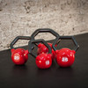 Body Solid Vinyl Covered Kettlebells