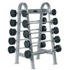 York Barbell Rack