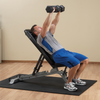 Body Solid Adjustable Bench