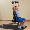 Body Solid Commercial Adjustable Weight Bench
