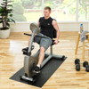 Supermats (#13GS) Home Recumbent Bike Mat