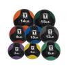 Body Solid Rubber Medicine Balls