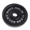 Body Solid Cast Iron Plate - 25 lb