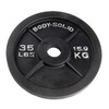 Body Solid Olympic Weight Plate - 35 lb
