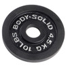 Body Solid Cast Iron Olympic Plate - 10 lb
