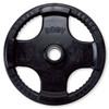 45 lb Body Solid Rubber Grip Plate