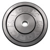 45 lb York Rubber Bumper Plate