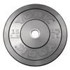 15 lb. York Barbell Bumper Plate