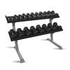 Inflight Fitness 5007-2 Commercial Dumbbell Rack