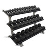 Inflight Fitness Dumbbell Rack