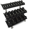 Commercial Shelf Dumbbell Rack