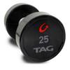 TAG Fitness Urethane Coated Dumbbells