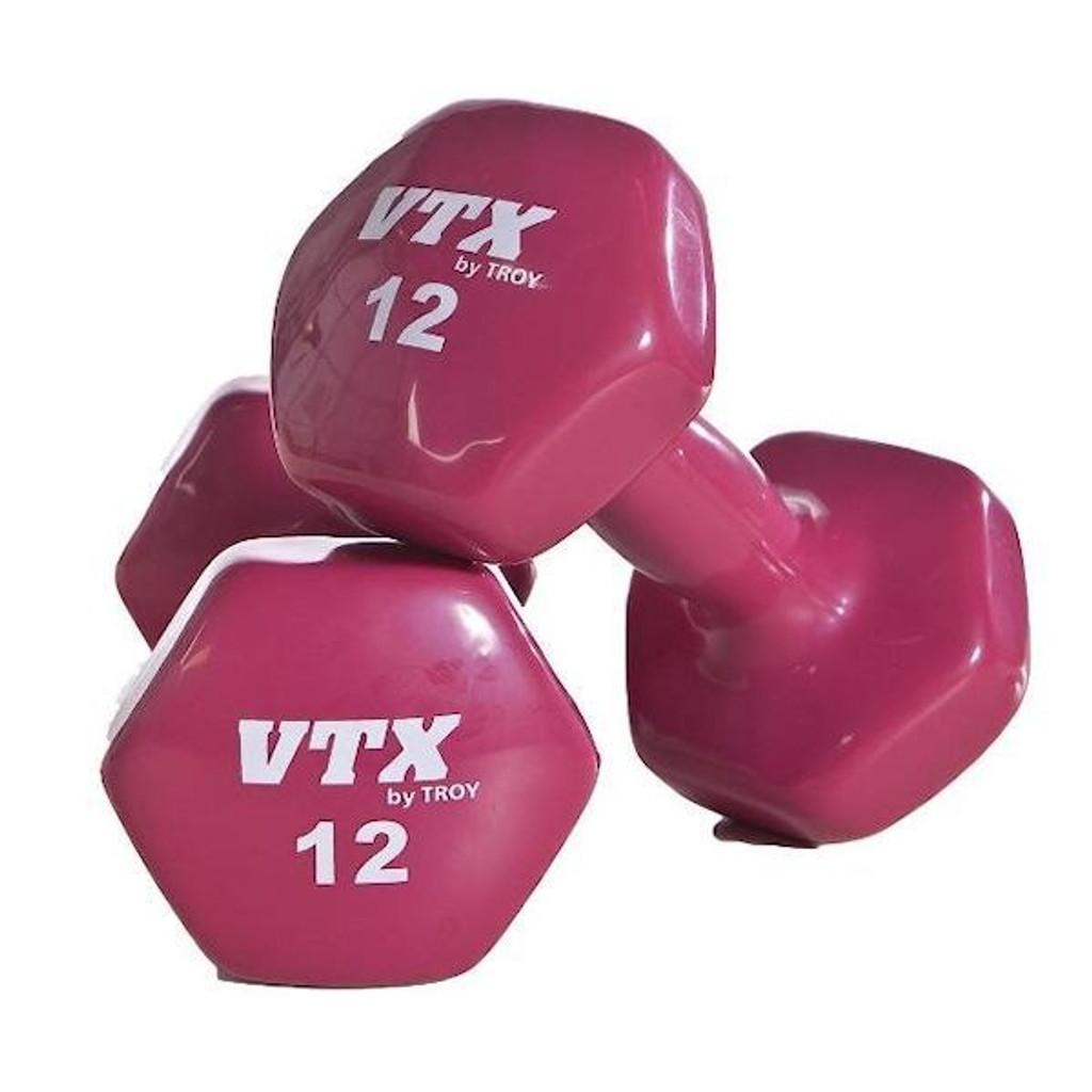 Troy Barbell VTX Vinyl Weights